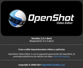 OpenShot en Ubuntu Focal Fossa (imagen destacada)