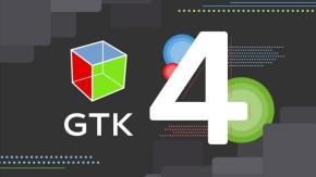 GTK4 - logo (imagen destacada)
