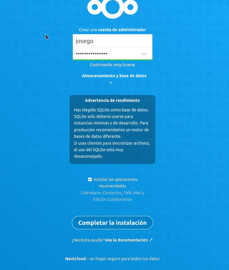 NextCloud - Raspberry Pi  4